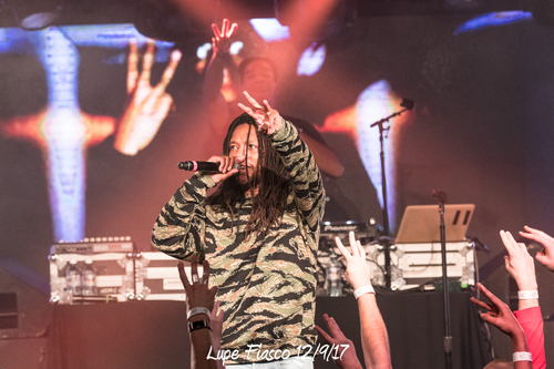 Lupe Fiasco 12/9/17