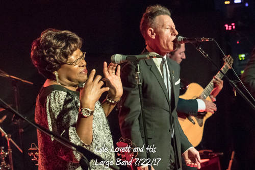 Lyle Lovett and His The Large Band 7/22/17