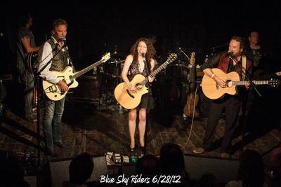 Blue Sky Riders 6/28/12