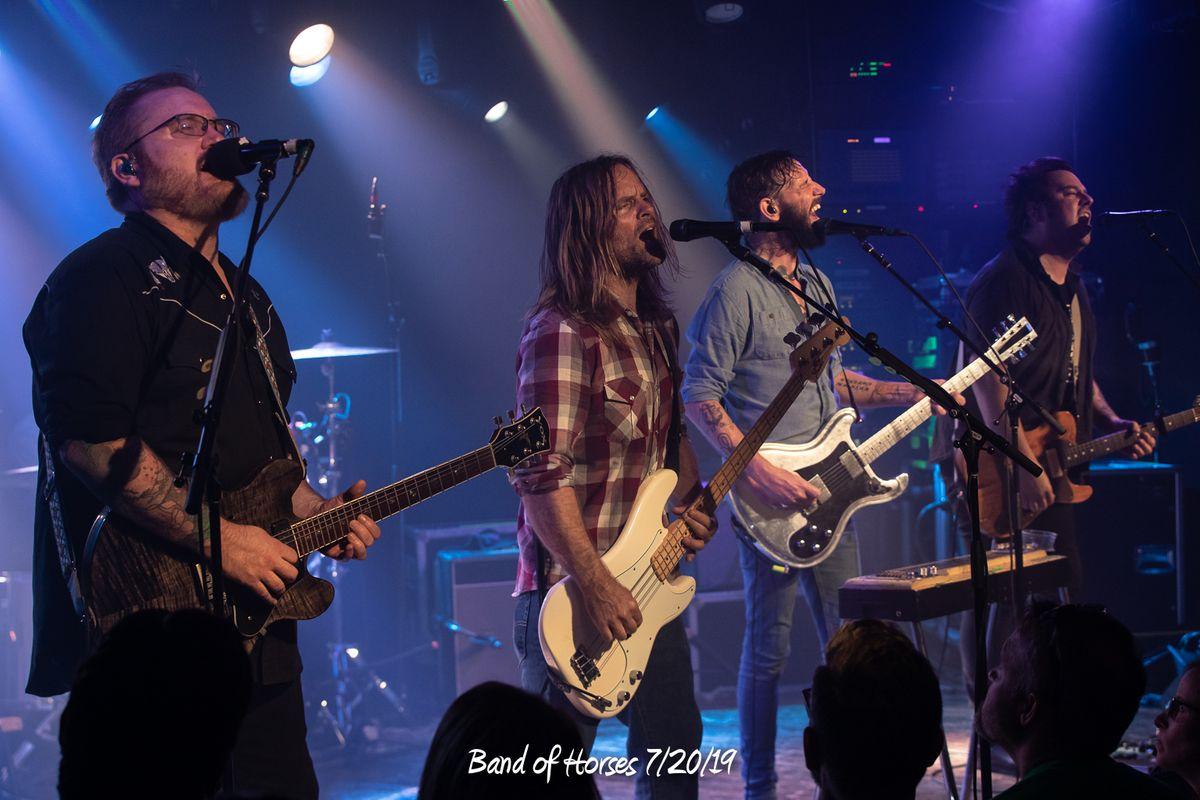 Band of Horses 7/20/19