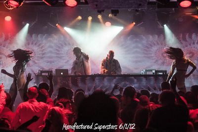 Manufactured Superstars 6/1/12