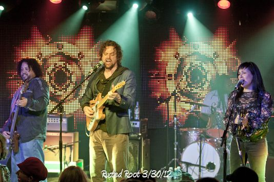 Rusted Root 3/30/12