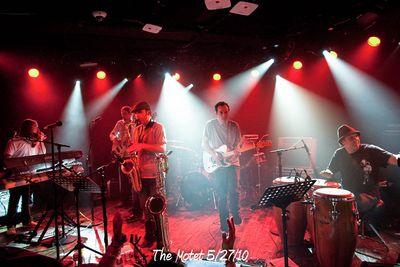 The Motet 5/27/10