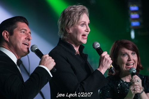 Jane Lynch 1/20/17