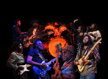 An Evening with The Wailers