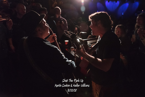 Martin Sexton & Keller Williams 3/10/18