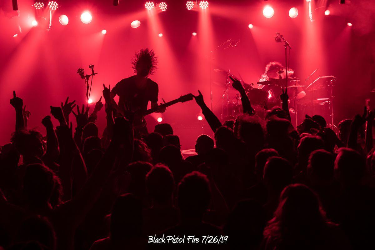Black Pistol Fire 7/26/19