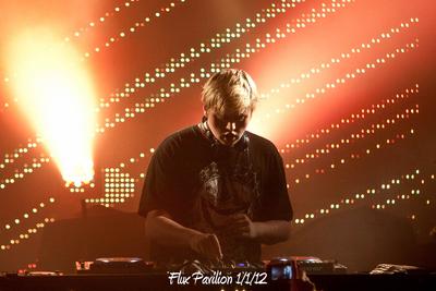 Flux Pavilion 1/1/12