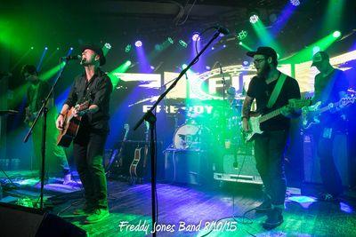 Freddy Jones Band 8/10/15