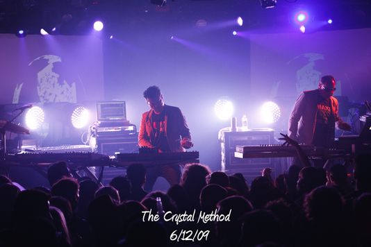 The Crystal Method 6/12/09