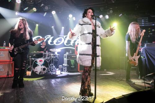 Dorothy 1/23/17