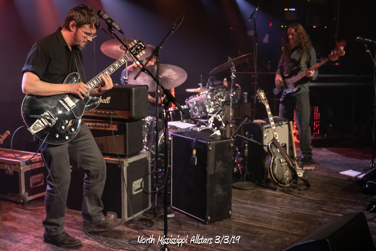 North Mississippi Allstars 3/3/19