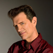 "Chris Isaak ""First Comes the Night Tour"""