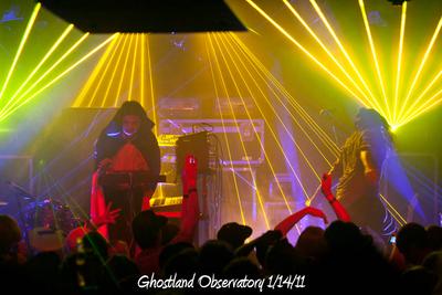 Ghostland Observatory 1/14/11