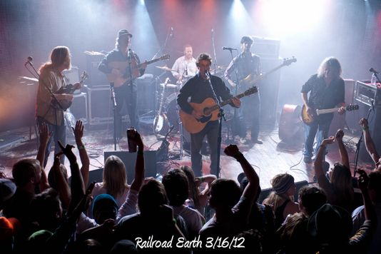 Railroad Earth 3/16/12