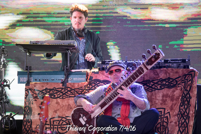 Thievery Corporation 7/4/16