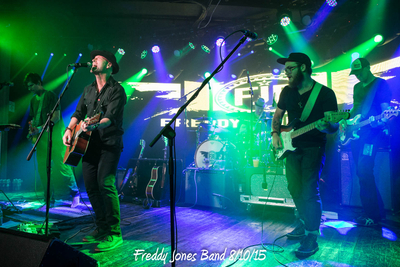 Freddy Jones Band 8/10/15