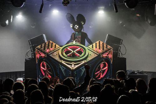 Deadmau5 2/15/18