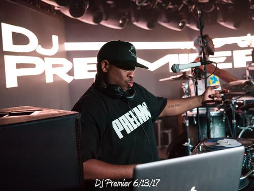 DJ Premier 6/13/17