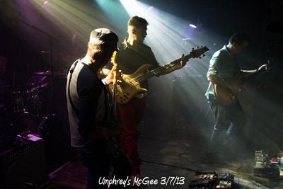 Umphrey's McGee 3/7/13