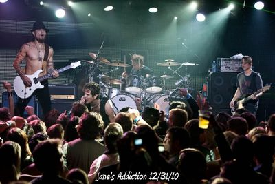 Jane's Addiction 12/31/10