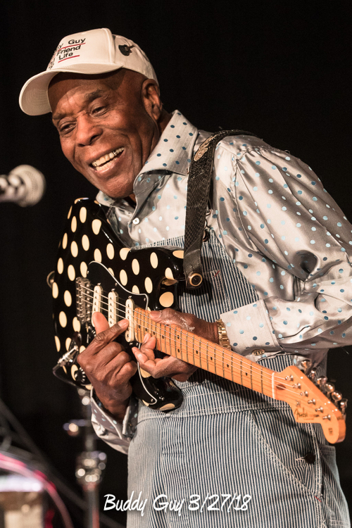 Buddy Guy 3/27/18