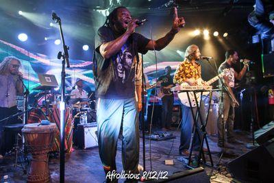 Afrolicious 8/12/12