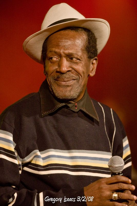Gregory Isaacs 3/2/08