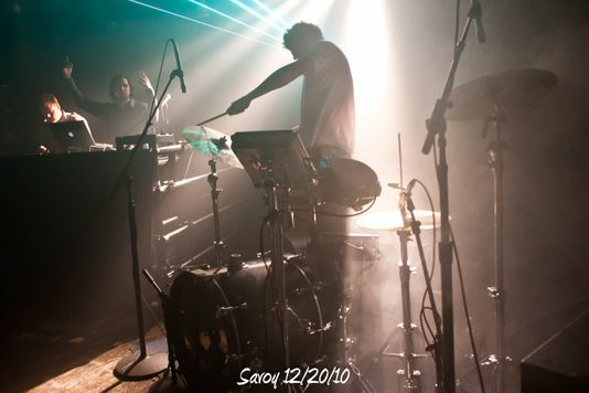 Savoy 12/20/10