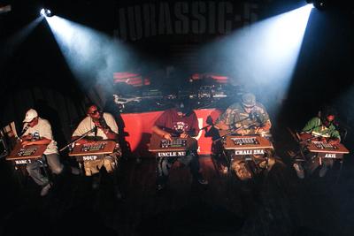 Jurassic 5 9/9/06