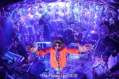 The Flaming Lips 1/3/15