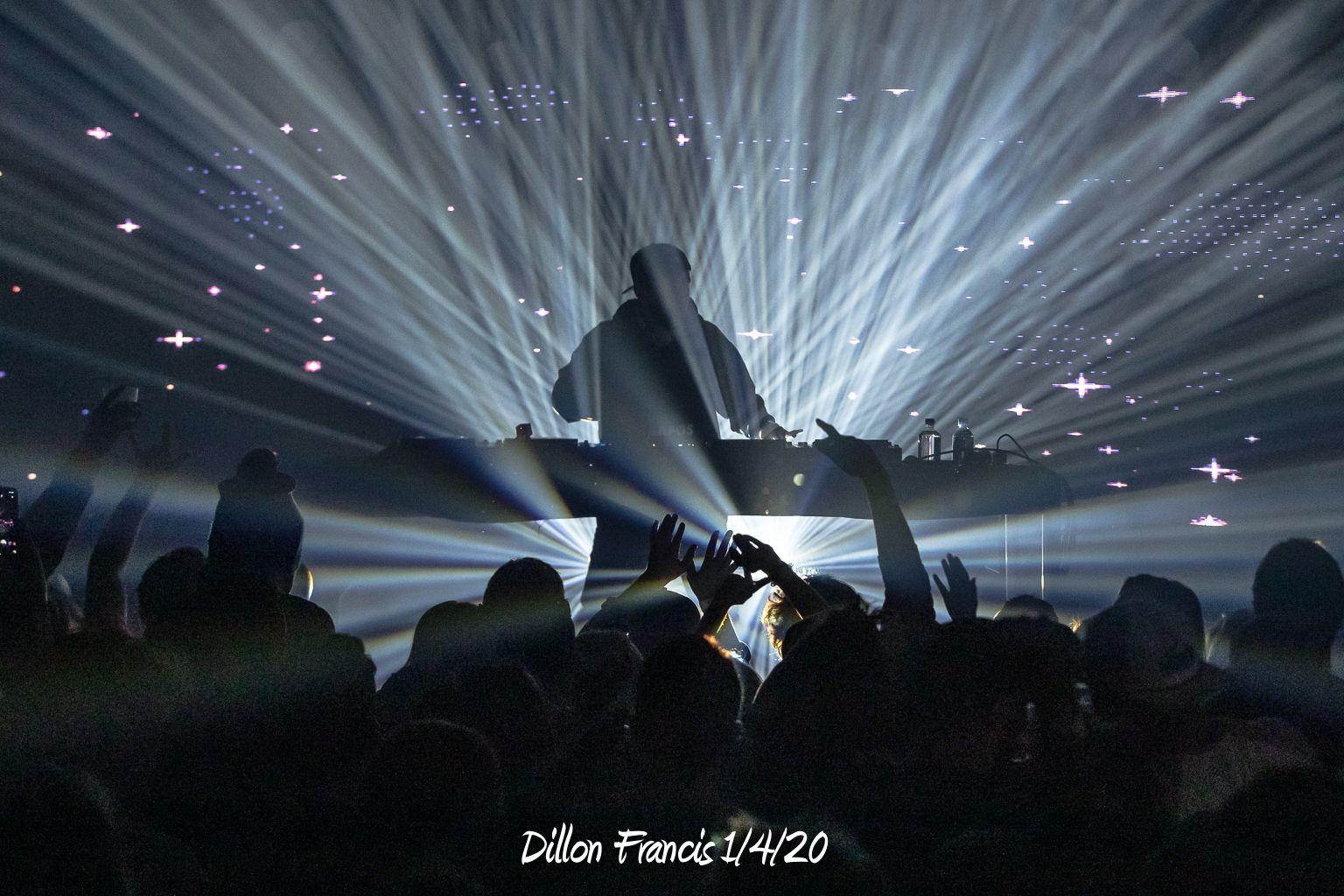 Dillon Francis 1/4/20