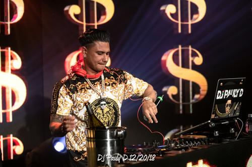 DJ Pauly D 12/20/18