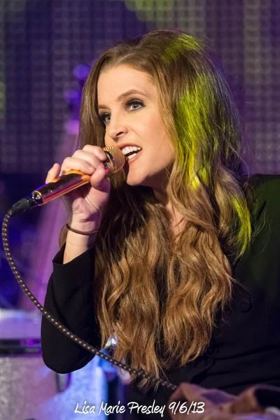 Lisa Marie Presley 9/6/13