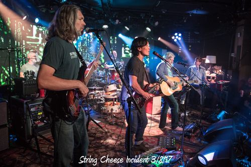 String Cheese Incident 3/8/17
