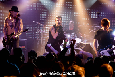 Jane's Addiction 12/31/11