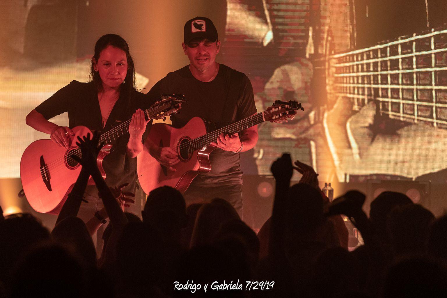 Rodrigo y Gabriela 7/29/19