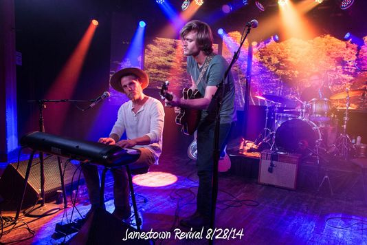 Jamestown Revival 8/28/14