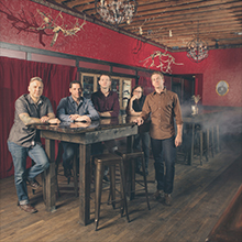 KSPN presents An Evening with The Infamous Stringdusters: Laws of Gravity Tour