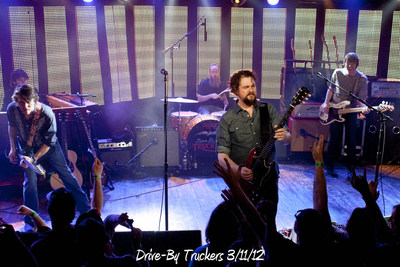 Drive-By Truckers 3/11/12
