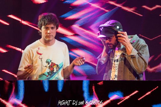 MGMT DJ set 6/26/16