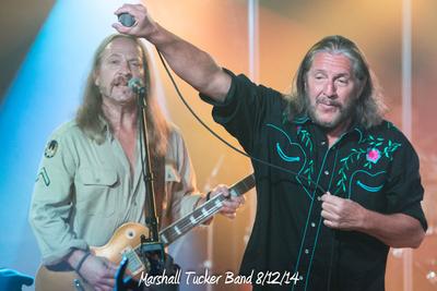Marshall Tucker Band 8/12/14