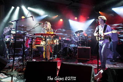 The Givers 8/27/11