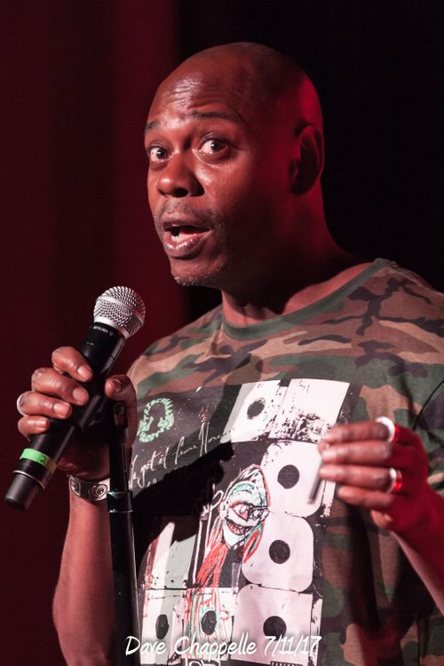 Dave Chappelle 7/11/17
