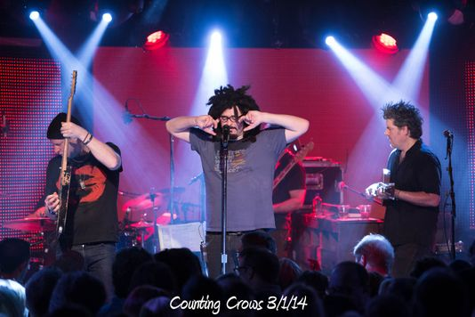 Counting Crows- 3/1/14