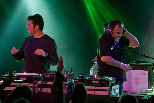 The Crystal Method 4/14/05
