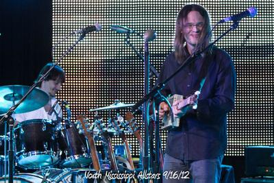 North Mississippi Allstars 9/16/12