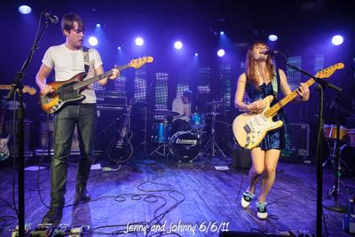 Jenny and Johnny 6/6/11