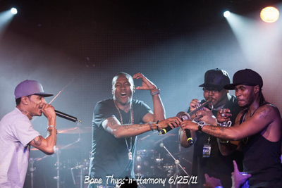 Bone Thugs-n-Harmony 6/25/11