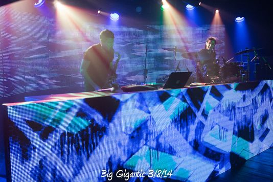 Big Gigantic 3/8/14